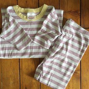 Hanna Andersson Girls pajamas - shorts